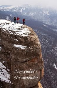 November - No Surrender